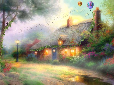 Fairy Village (click to view)