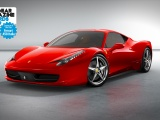 Ferrari 458 Italia Supercar Of The Year 2009