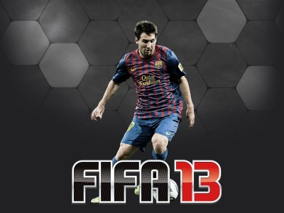 Fifa 13 Messi Football Game
