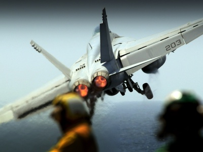 Fighter Aircraft Photo (click to view)