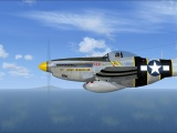 Fighter Prop P 51 Mustang Snooks