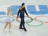 Figure Skaters Tatiana And Maxim