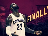 Finally LeBron James 2016