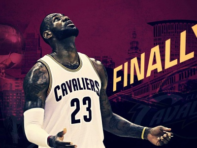 Finally LeBron James 2016 (click to view)