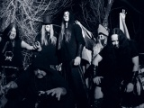 Finntroll Band Night Image Trees