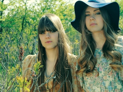 First Aid Kit Girls Sunlight Trees Hat