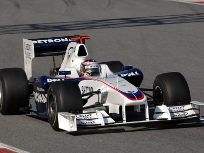 Formula One Barcelona Bmw Racing (click to view)