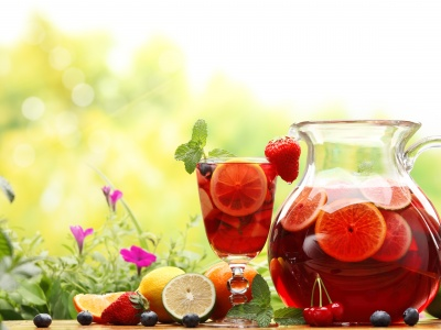 Fresh Fruit Juice (click to view)