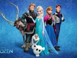 Frozen - 3D Computer-Animated Movie