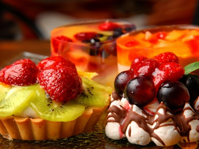 Fruit Desserts (click to view)