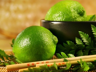 Fruits Food Limes 1