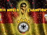 Germany 2014 WC Final Champions