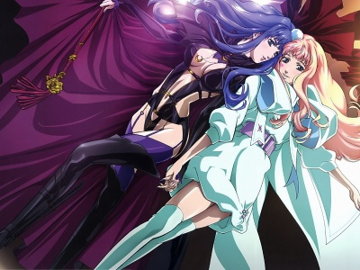 Girls Anime Dress Sherri Sings Universal Bunny Macross Frontier (click to view)