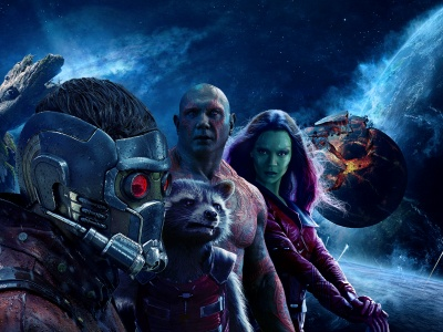 Guardians Of The Galaxy Vol 2 (click to view)