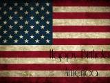 Happy Birthday Wishes To America