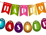Happy Easter Frohe Ostern