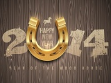 Happy New Year 2014 And Good Luck