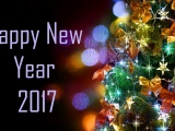 Happy New Year 2017 Greeting
