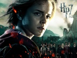 Harry Potter And The Deathly Hallows Part 2 Hermione Wallpaper