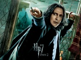 Harry Potter And The Deathly Hallows Snape