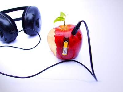 Headphones Apple Inc Ipod Funny (click to view)