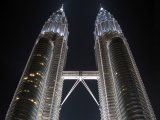 Heights Of Petronas