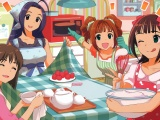Idolmaster Xenoglossia Food Happy Anime