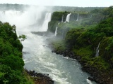 Iguazu Waterfalls National Park Travel Southern South America Geography Nature Landscapes