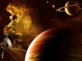 Incredible Galaxy Planets And Spaces Wallpaper 38