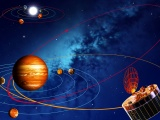 Incredible Galaxy Planets And Spaces Wallpaper 5