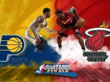Indiana Pacers Vs Miami Heat 2014