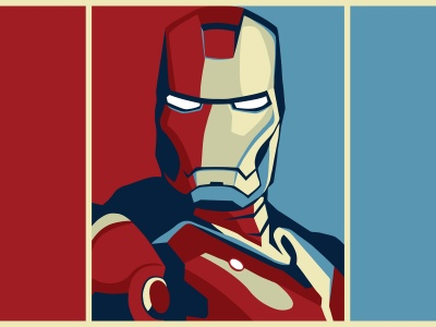 Iron Man Cartoon (click to view)