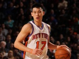 Jeremy Lin Nba New York Knicks On The Th