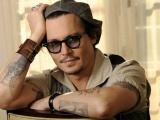 Johnny Depp In Glasses