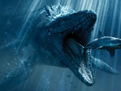 Jurassic World Movie Poster 2015 (click to view)