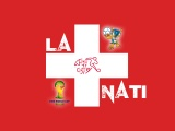 La Nati Switzerland Football Crest Logo