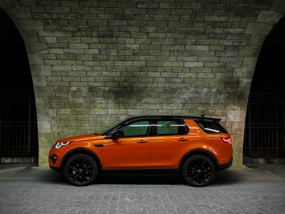 Land Rover Discovery Sport (click to view)