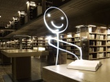 Light Photography Funny Library