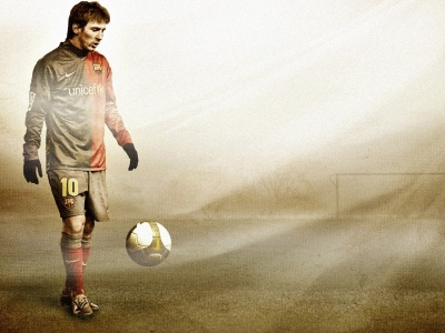 Lionel Messi - Football Star (click to view)