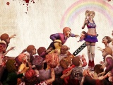 Lollipop Chainsaw Zombie Game