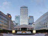 London Canary Wharf City Architecture