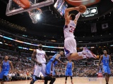 Los Angeles Clippers Nba American Professional Basketball Blake Griffin Dunk On Perkins