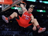 Los Angeles Clippers Nba American Professional Basketball Blake Griffin Dunks