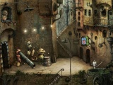 Machinarium Alley