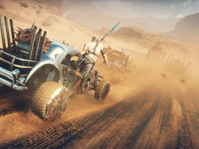 Mad Max - 2015 Video Game (click to view)