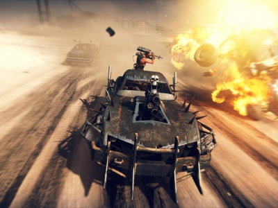 Mad Max 2015 Video Game (click to view)
