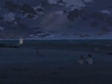 Makoto Shinkai 5 Centimeters Per Second Night Stars