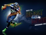 Marshawn Lynch 2015 Beast Mode