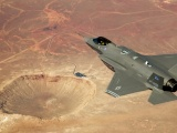 Military Jet Fighter F35 Lightning Ii