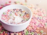 Milk Food Cereals Breakfast Candies